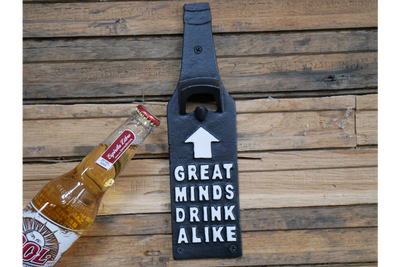 Bottle Opener to increase your skill