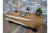 Suar Wood Log Coffee Table