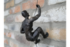 Abseiling Man for decorating your space on the wall