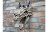Wall Mounted Skull Wall Decoration Resin Animal Dragon Head Wall Art Gift