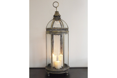 Beautiful Large Gorgeous Indoor Decor Lantern Ornate