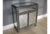 Stunning Indian Styled Embossed Cabinet