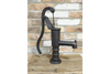 Black Cast Iron Decorative Pump Tube Well Ornate