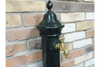Traditional Classic Black Lovely Garden Tap