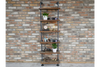 Contemporary Bauhaus Design Pipe Wall Shelf