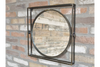 Antique Vintage Stylist Industrial Mirror