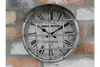 Industrial Clock with heavy frame