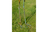 Tall Beautiful Metal Rustic Multicolored Stacey Bird Garden