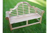 Marlboro Wooden Garden Ornate Design Teak Bench