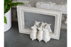 Three Pig Freestanding Ornate Design Mirror