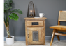 Industrial Bedside Cabinet to make your rest more relaxed