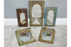 Elegant Wall Mounted Indian Mirror Pack of 5