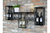 Modern Look Metal Wine Storage