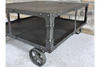 Metal Vintage Urban style Industrial Coffee Table