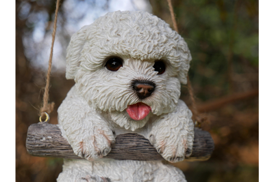 Hanging Puppy for faithfulness