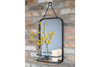 Vintage Retro Style Mirror Shelf