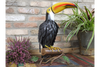 Highly Detailed Realistic Garden Ornate Toucan