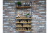 Wine Wall Unit for keeping your sophisticated drinks