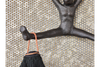 Cast Iron Quirky Modern Contemporary Coat Hook