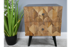 Modern Contemporary Style Vintage Bedside Cabinet
