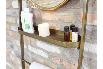 Beautiful Leaner Mirror Stand