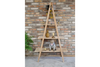 RETRO INDUSTRIAL STYLE WOODEN SHELVE