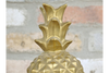 Golden Ceramic Crafted Gorgeous Pineapple Decor