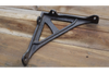 North Eastern Style Solid Iron Shelf Bracket
