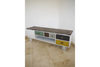 5 Drawer Multicolored Industrial TV Cabinet
