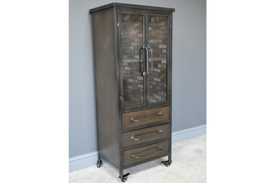 Industrial Cabinet for keeping more items