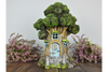 Gorgeous Resin Fabulous Cute Fairy Treehouse