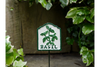 Garden Lovely  Herb Sign Basil Stake