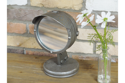 Table Freestanding Stylist Mirror