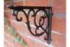 Rustic Ornate Design Antique Small Wall Bracket