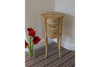 Wooden Bedside Table With Drawers