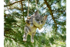 Cute Realistic Hanging Tree Cat Garden Ornament