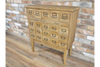 Rustic Charming Handmade Multi Drawer Cabinet