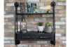 Industrial Wall Unit to keep several items