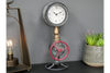 Pipe Clock find time with a rapid look
