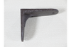 Black Heavy Mini Shelf Bracket