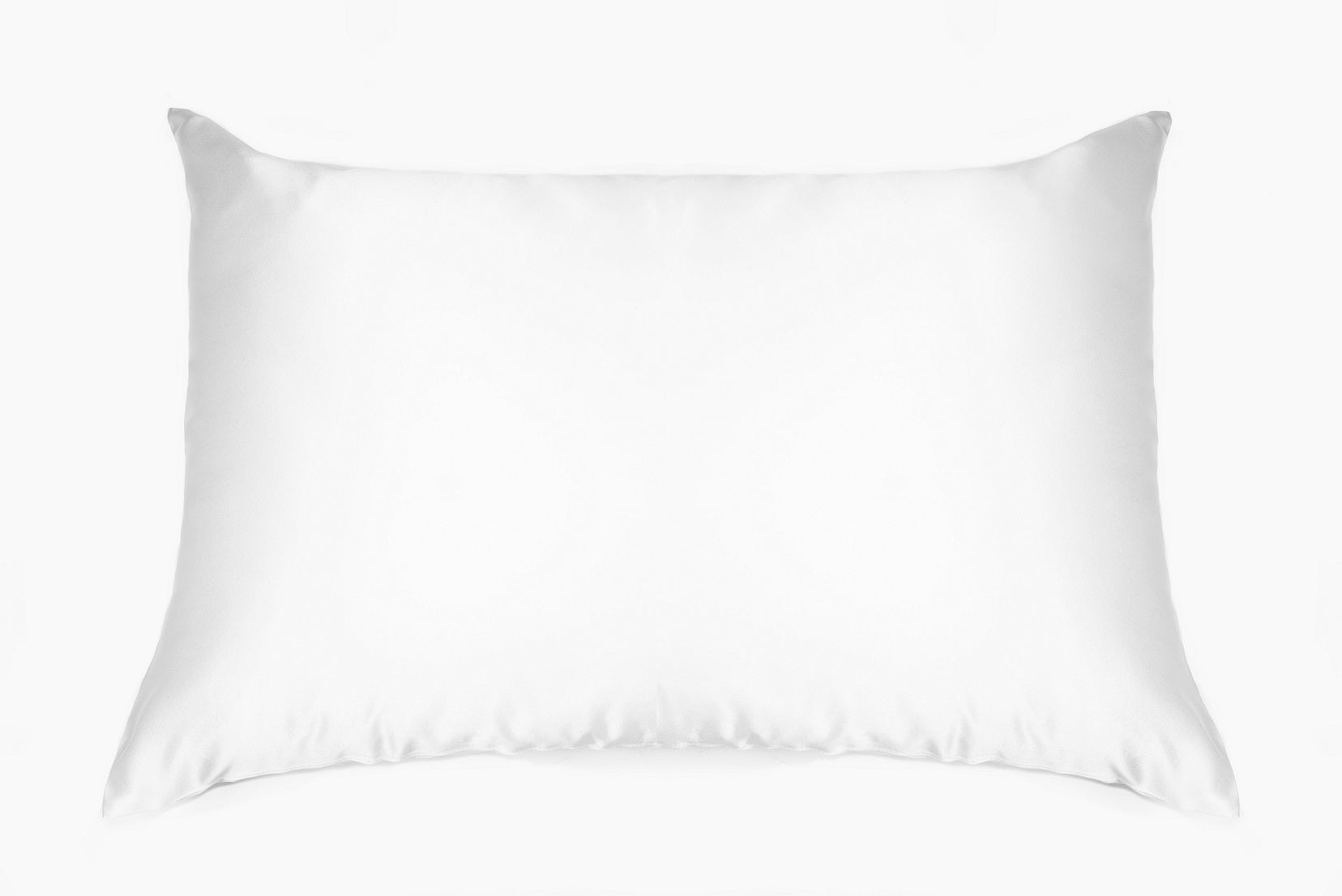 White Mulberry Silk Pillowcase