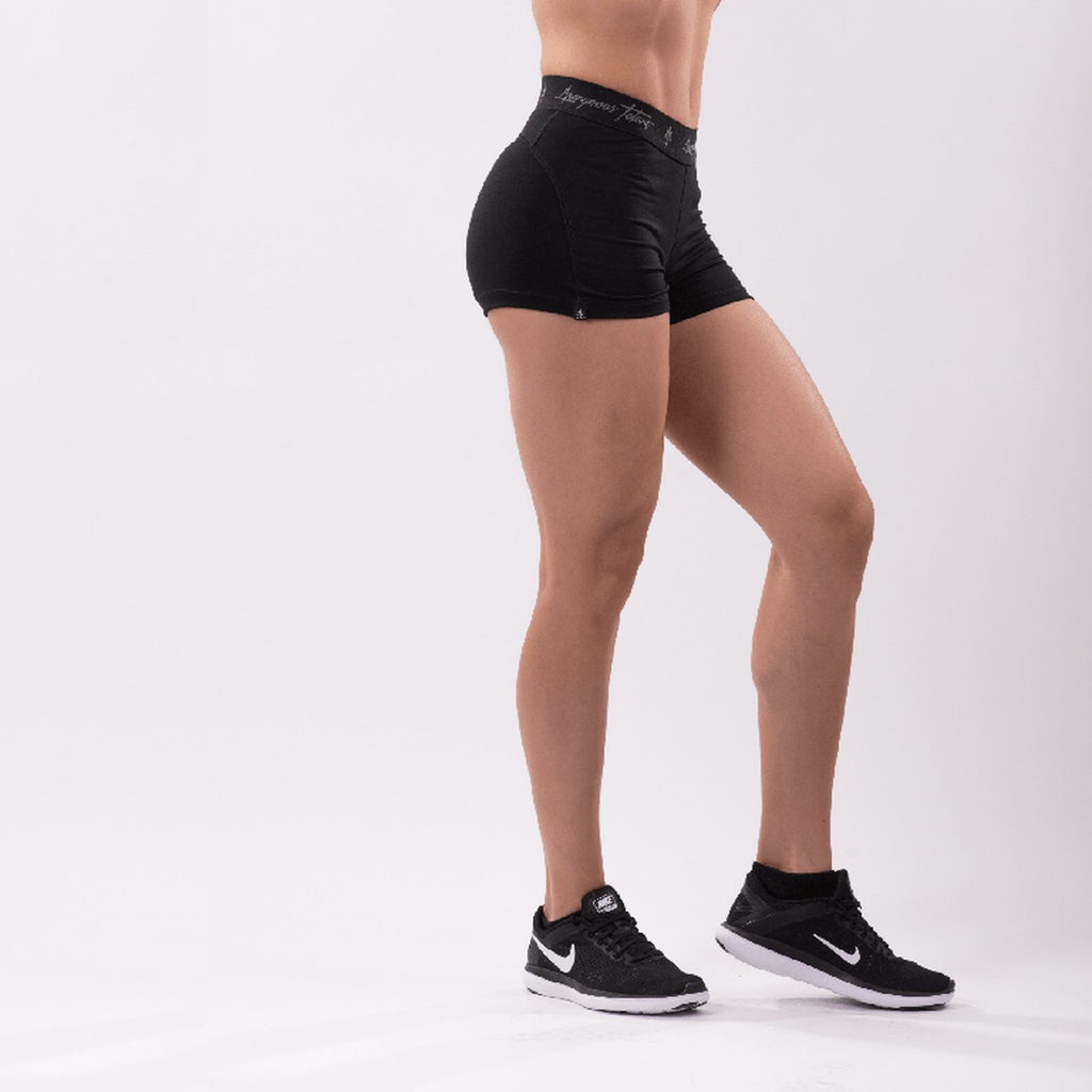 AT Pro Women Short Black