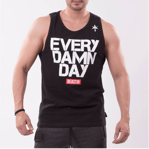 EVERY DAMN DAY Men Tank Top