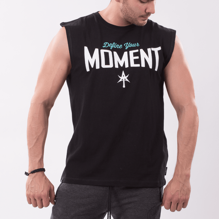 DEFINE YOUR MOMENT Men Sleeveless