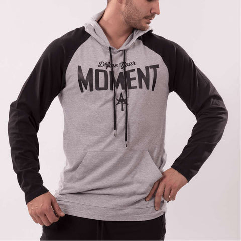 DEFINE YOUR MOMENT hoodie