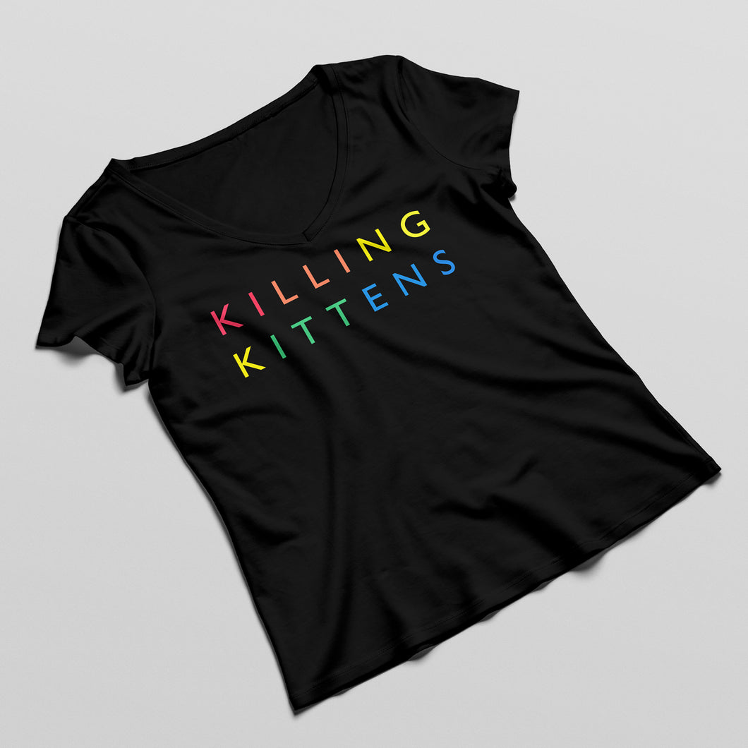 Pride T-Shirts - BLACK