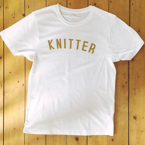 TEE SHIRTS FOR KNITTERS