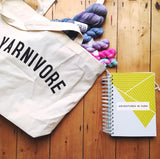 Knitting Market Bag - Yarnivore