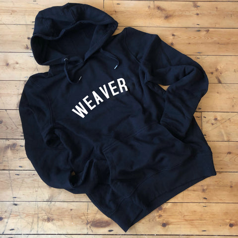 WEAVER Hoodie - 100% Organic Fairtrade Cotton
