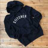 STITCHER Hoodie - 100% Organic Fairtrade Cotton